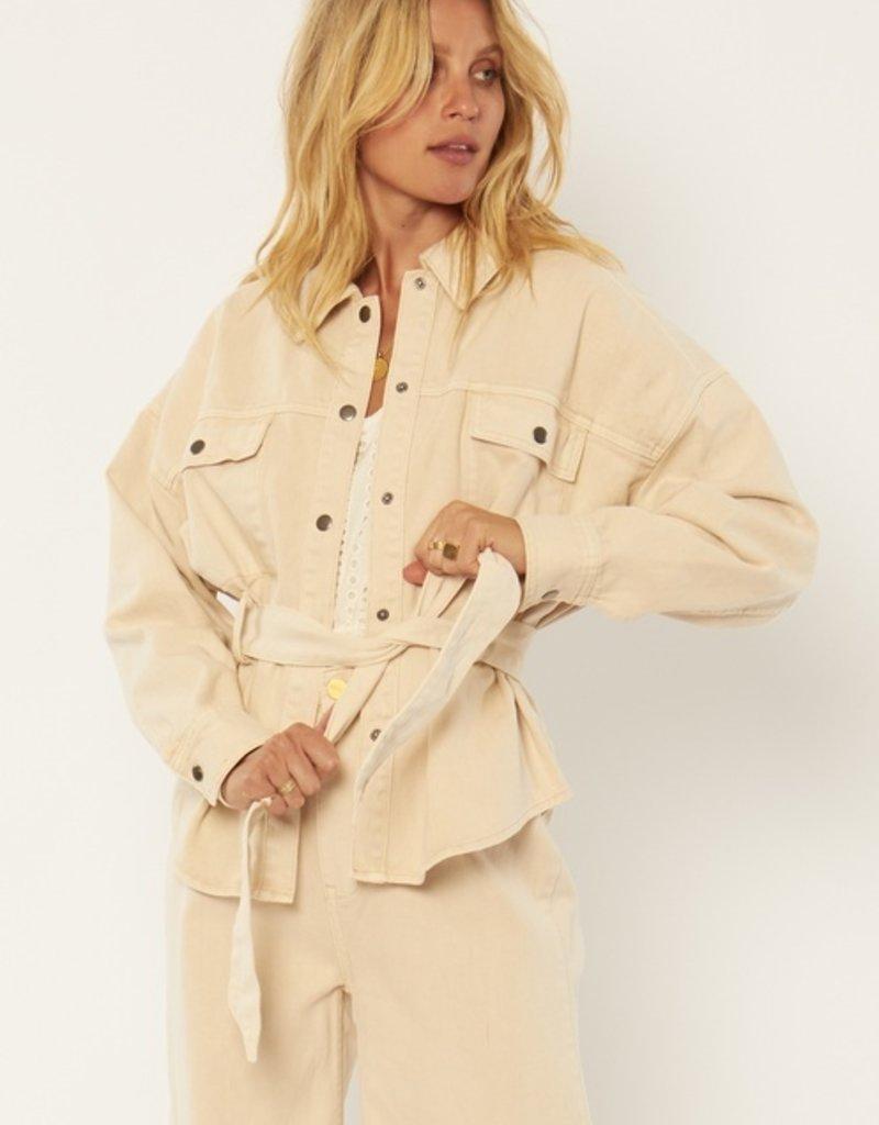 Amuse Society Dorr Woven Jacket
