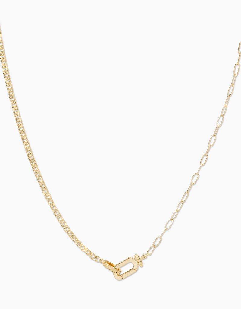 Gorjana Dylan Link Necklace