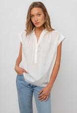 Rails Shannon Short Sleeve - Bright White