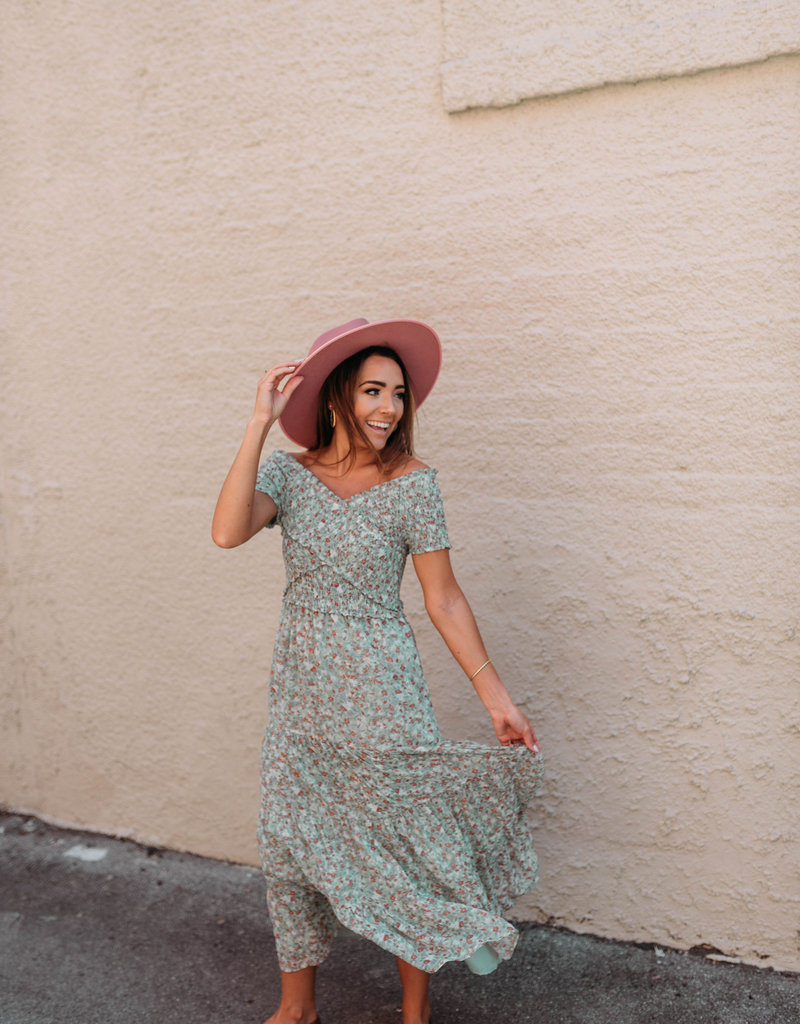 BB Dakota Joie De Vivre Dress