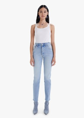 Mother High Waisted Hiker Hover - Innerspace