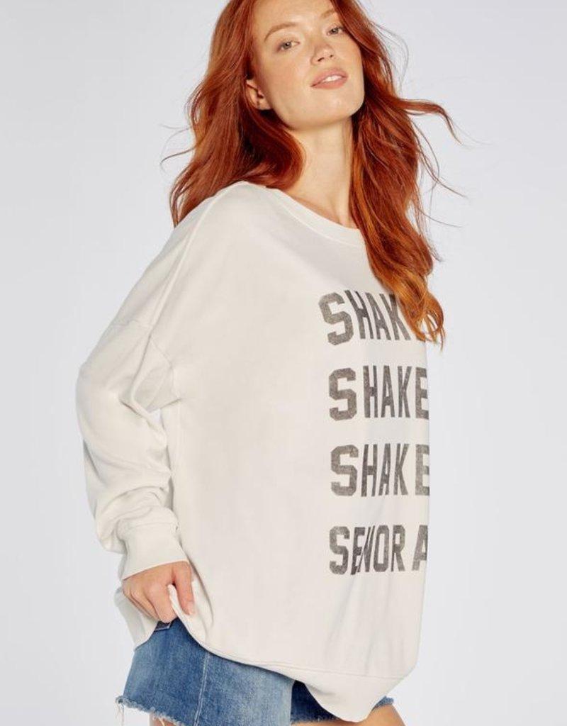 Wildfox Shake Senora Roadtrip Sweatshirt