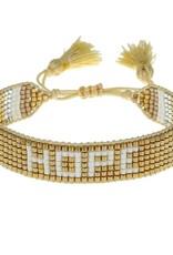 """HART """"Hope"""" Beaded Bracelet"""