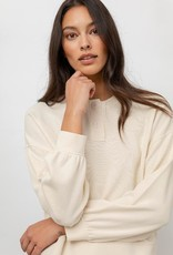 Rails Erin Pullover - Ivory