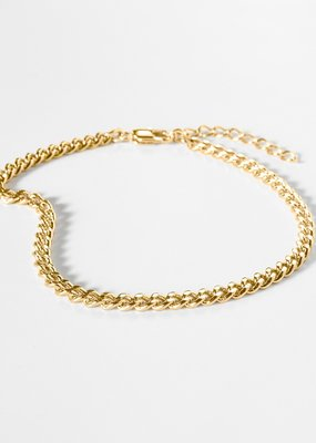 Thatch Mini Drew Curb Bracelet - Small