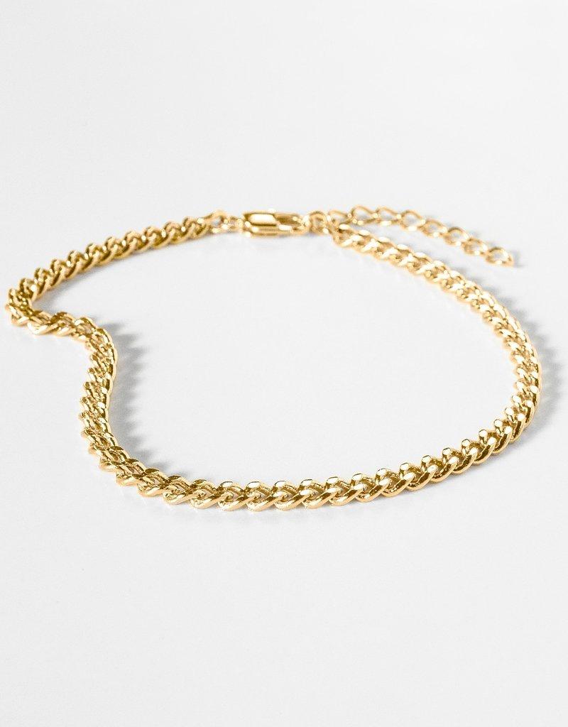 Thatch Mini Drew Curb Bracelet - Large