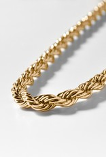 Thatch Bowie Rope Necklace - Small