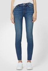 Hudson Nico Mid-Rise Super Skinny Ankle Jean - High Noon
