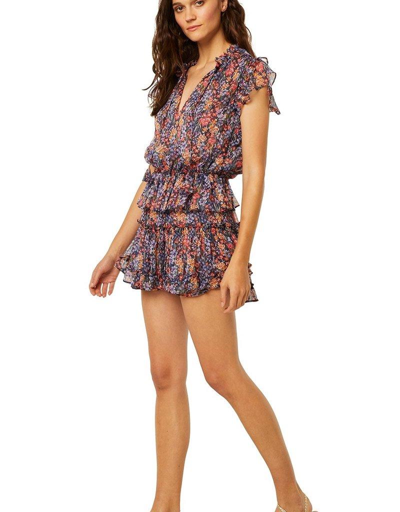 Misa Lilian Dress - Agusta Floral