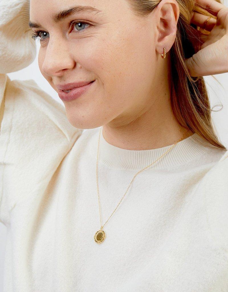 Gorjana Filigree Necklace