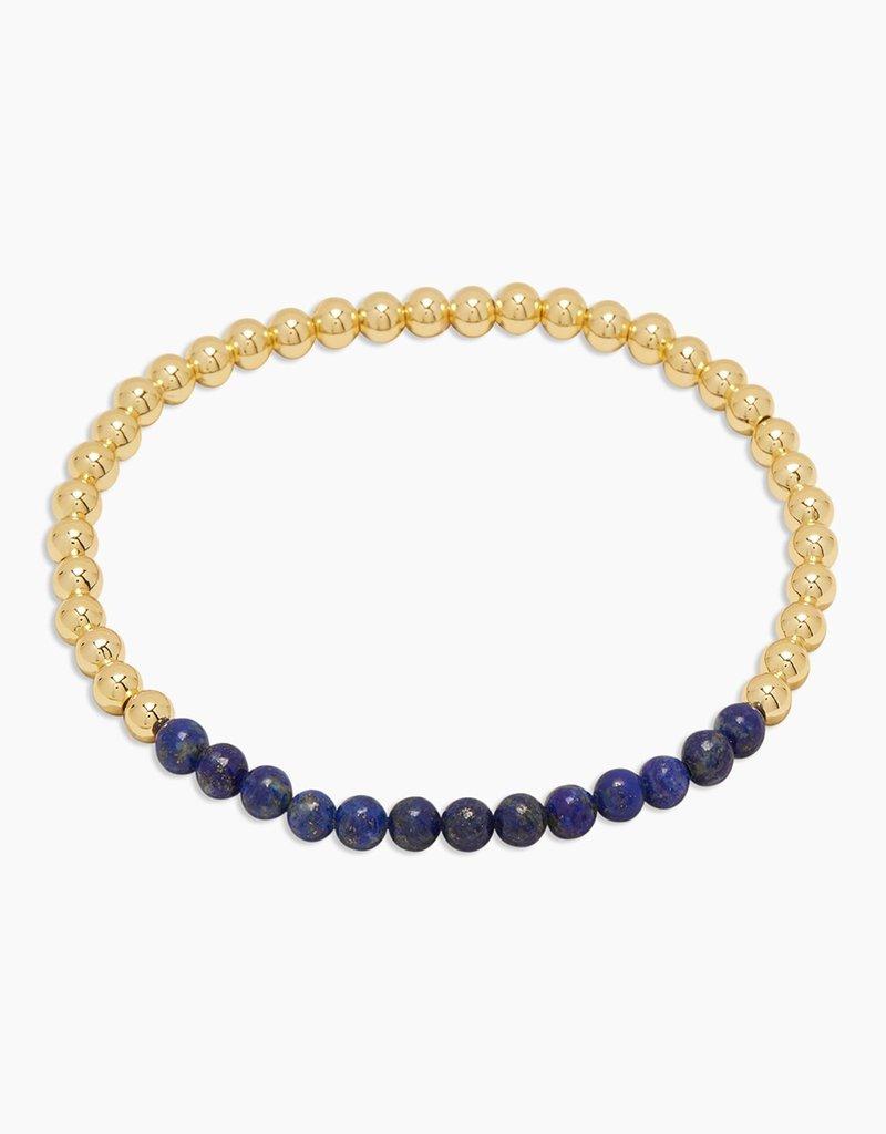 Gorjana Power Gemstone Aura Bracelet for Wisdom