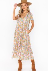 Show Me Your Mumu Cia Midi Dress