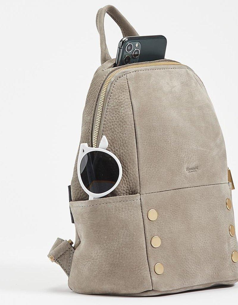 Hammitt Hunter Backpack Medium - Grey Nubuck