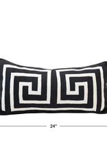 LABEL Perth Lumbar Pillow