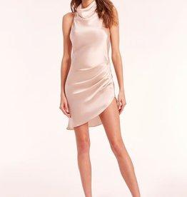 Amanda Uprichard Samba Silk Dress - Bone