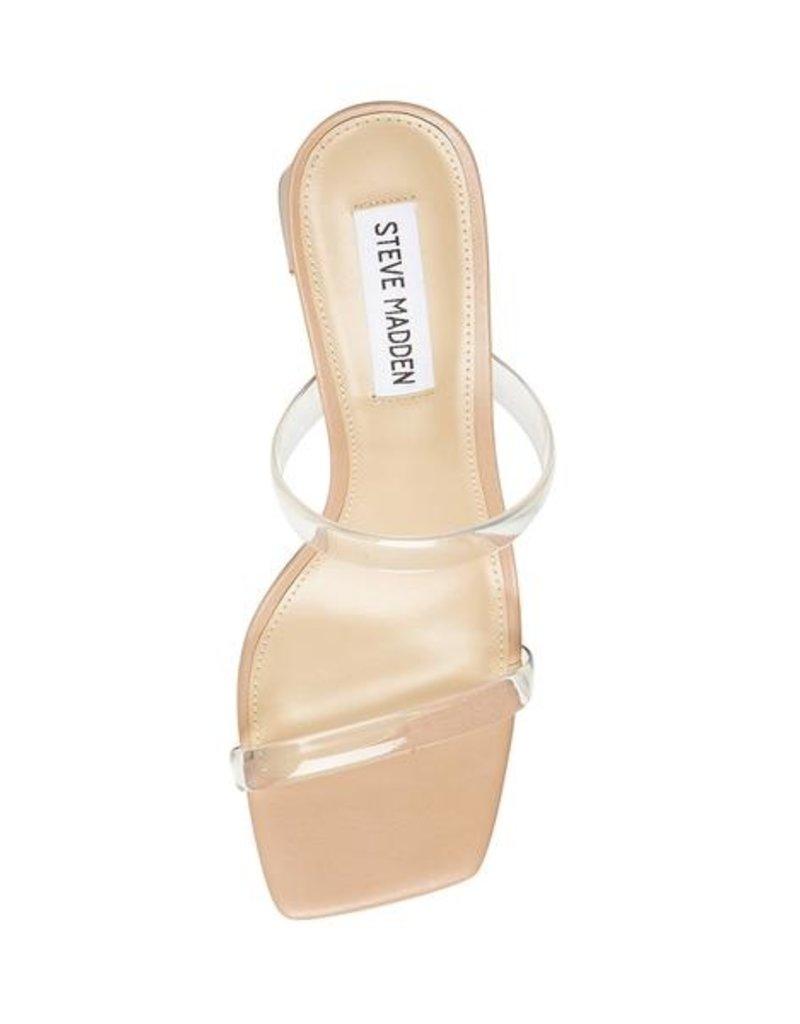 Steve Madden Lilah Clear Sandals