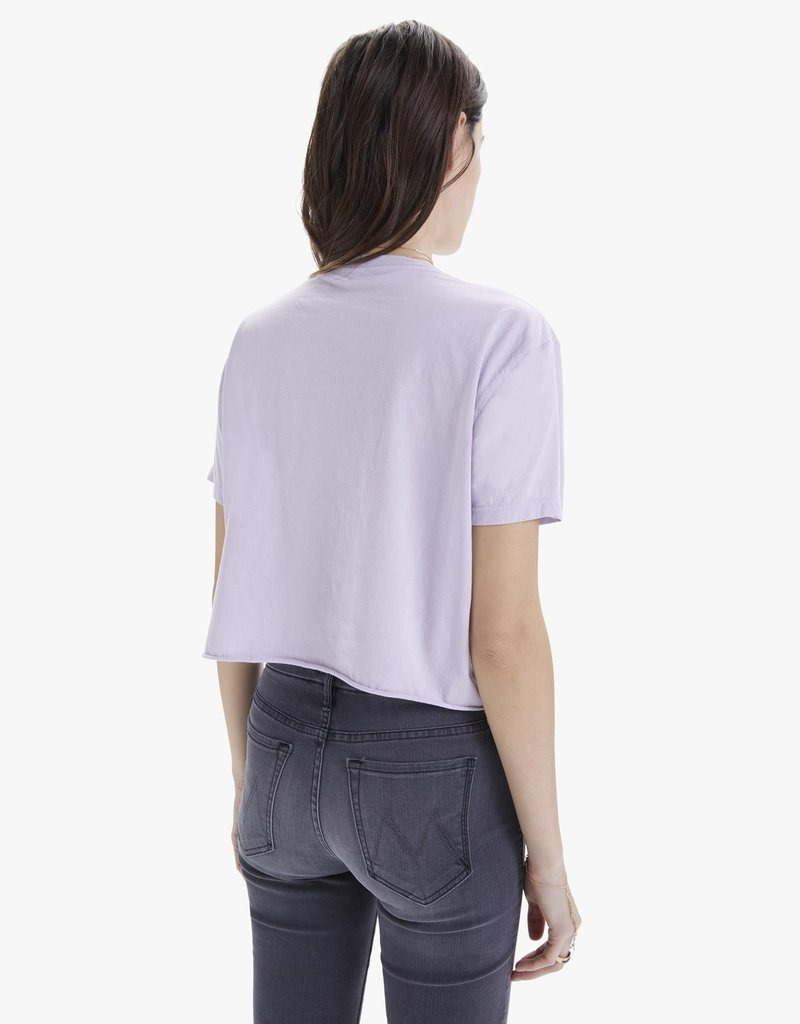 Mother The Slouch Cutoff Tee