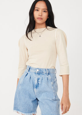 Free People Clover Top - Oatmeal