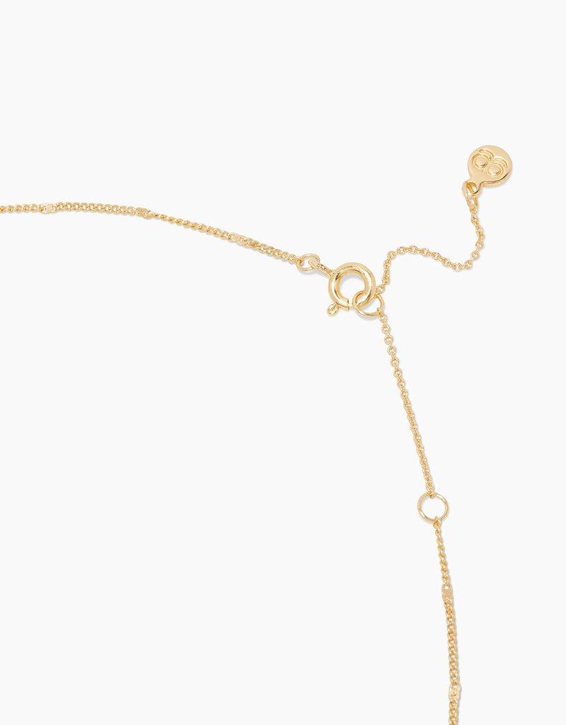 Gorjana Snake Totem Necklace