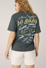 Daydreamer Def Leppard Hysteria Tour Weekend Tee