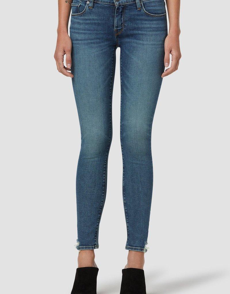 Hudson Barbara High-Rise Super Skinny Ankle Jean - Sunset Canyon