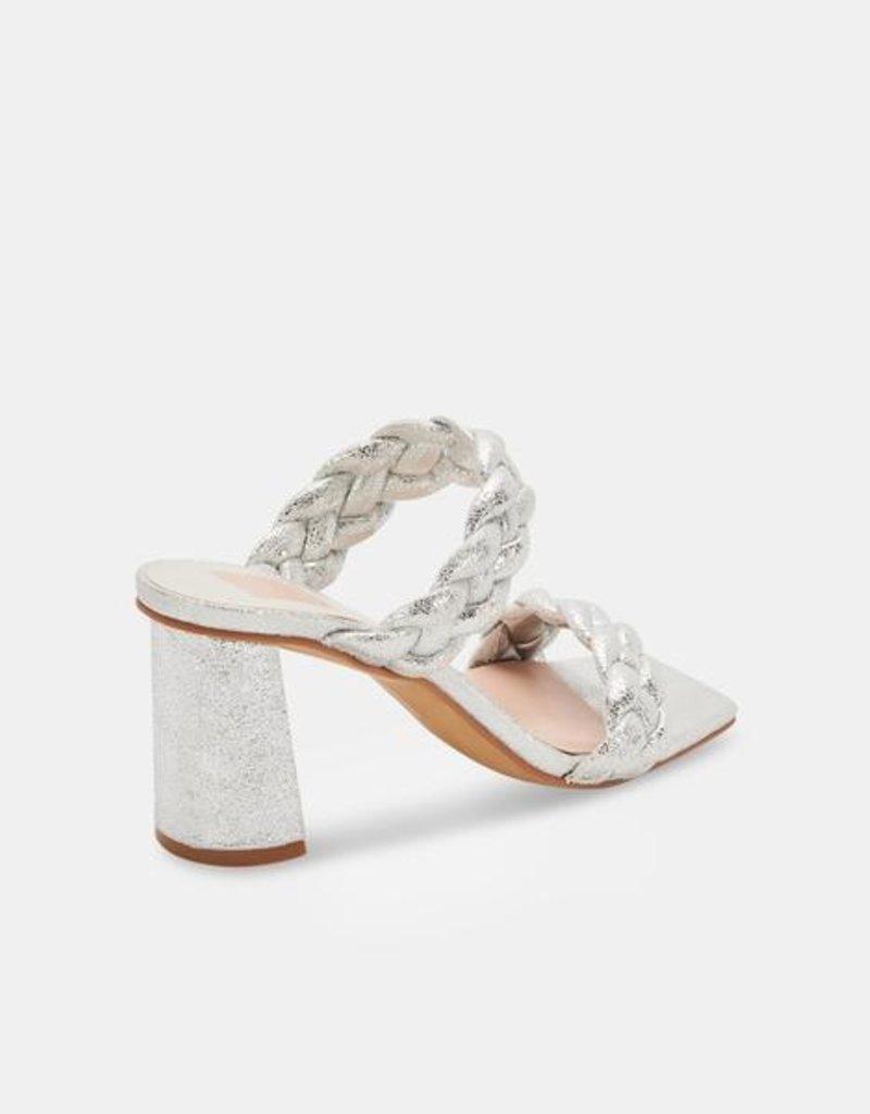 Dolce Vita Paily Heels - Silver Metallic