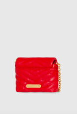 Rebecca Minkoff Edie Quilted Micro Crossbody - Kiss