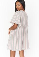 Show Me Your Mumu Brooks Babydoll Mini Dress