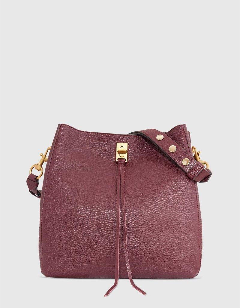 Rebecca Minkoff Darren Shoulder Bag - Malbec