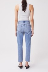 AGOLDE  Fen High Rise Relaxed Tapered Jeans - Wander