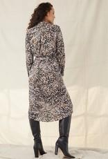 Bella Dahl Belted Midi Shirt Dress