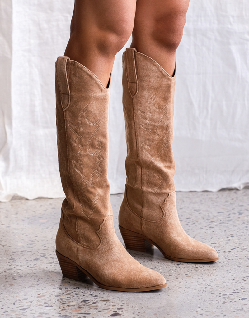 Billini Urson Knee- High Boot