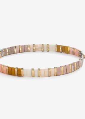 Shashi Tilu Bracelet - English Blush