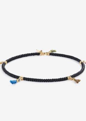 Shashi Lilu Bracelet - Black