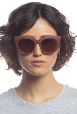 Le Specs Air Grass Sunglasses - Rust Grass