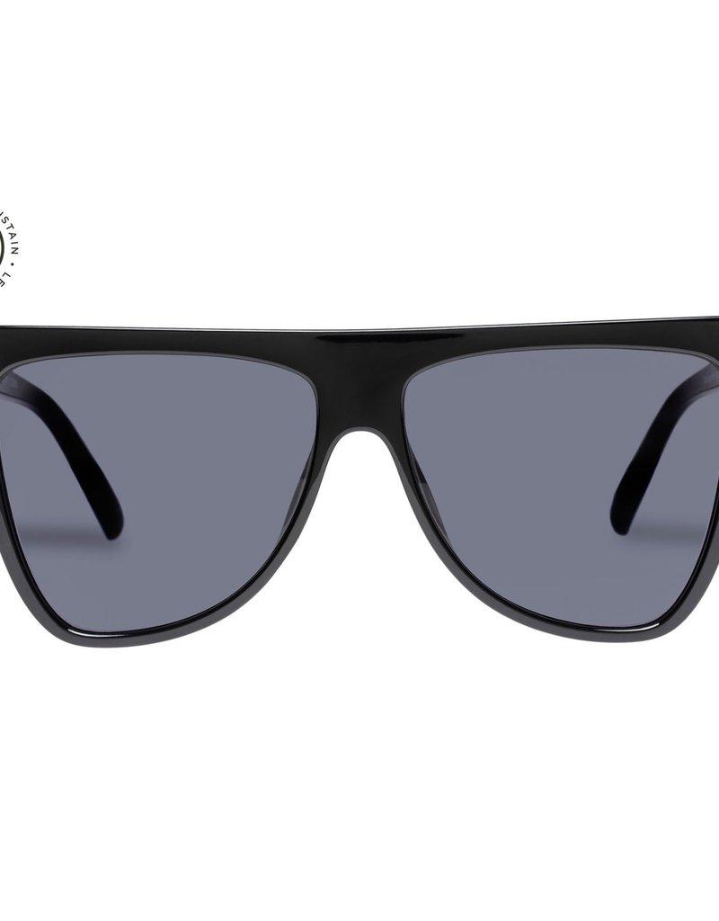Le Specs Reclaim Sunglasses - Black
