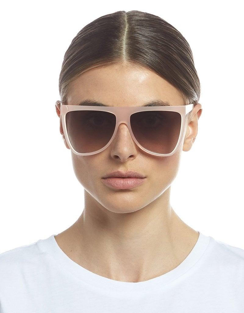 Le Specs Reclaim Sunglasses - Blush