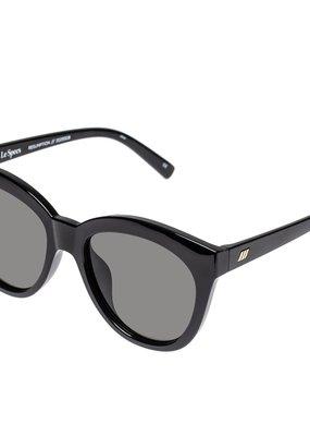 Le Specs Resumption Sunglasses - Black