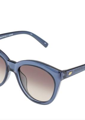Le Specs Resumption Sunglasses - Midnight