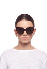 Le Specs Le Vacanze Sunglasses - Toffee Tort/ Gold