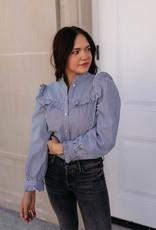 Rebecca Minkoff Linda Top - Stripe