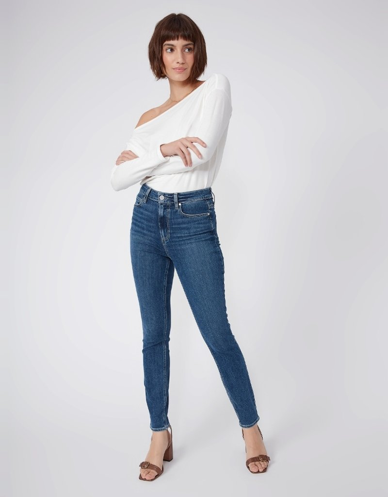 Paige Margo Ankle Skinny - Clique