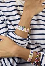 HART Rainbow Gratitude Beaded Bracelet