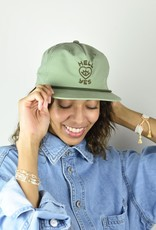 """HART Green """"Hell Yes"""" Hat"""