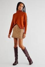 Free People Solid Viola Sweater Mini