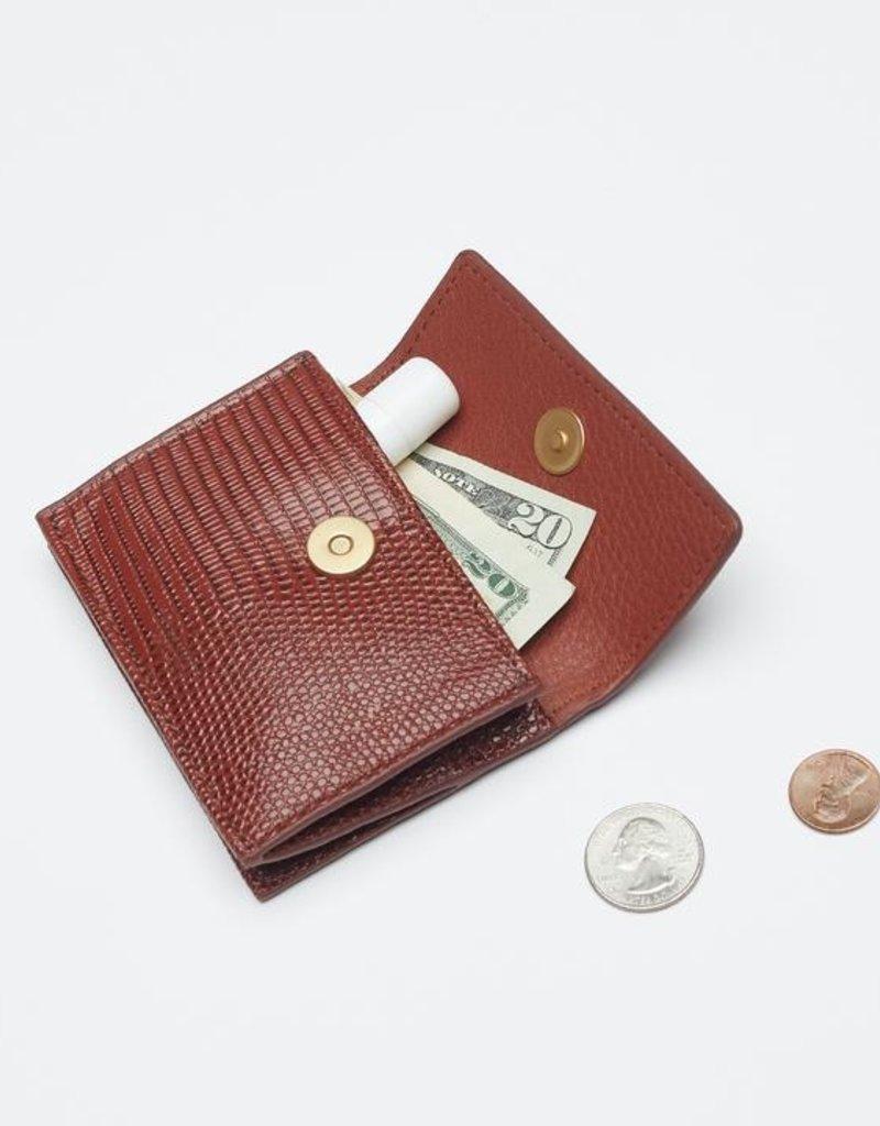 Hammitt Montana Pocket Wallet - Redwood Lizard