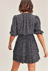 RESET by Jane Cheryl Printed 3/4 Sleeve Dress