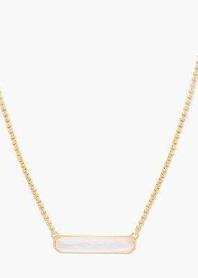 Gorjana Adler Bar Necklace