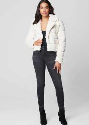Blank NYC For a Rainy Day Faux Fur Jacket