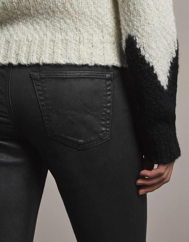 AG Jeans Legging Ankle - Vllblk